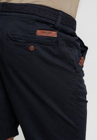 INDICODE JEANS - CONER - Shorts - navy - 5