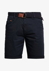 INDICODE JEANS - CONER - Shorts - navy - 4