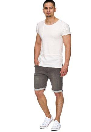 KADIN  - Jeans Shorts - grey