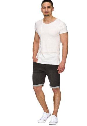 KADIN  - Shorts di jeans - black