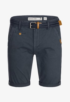 CASUAL FIT - Shortsit - blau navy