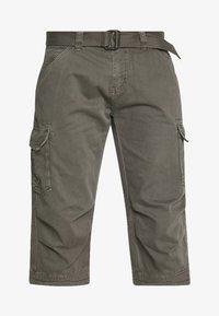 INDICODE JEANS - NICOLAS - Shorts - grey - 4