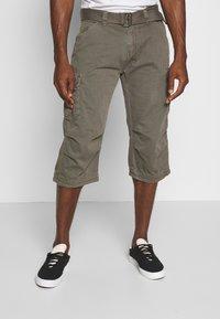 INDICODE JEANS - NICOLAS - Shorts - grey - 0