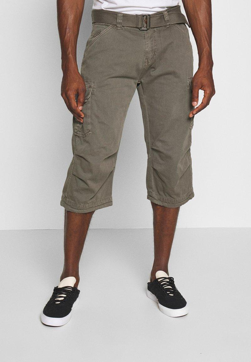INDICODE JEANS - NICOLAS - Shorts - grey