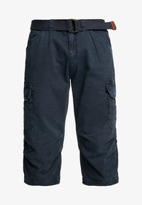 INDICODE JEANS - NICOLAS - Shorts - navy - 4