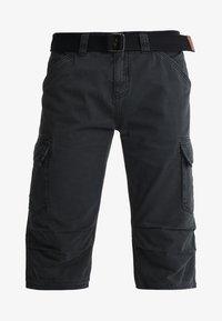 INDICODE JEANS - NICOLAS - Shorts - black - 5