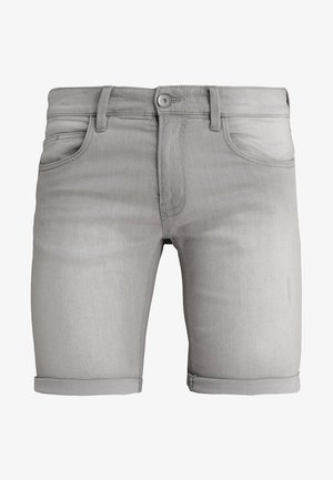 KADEN - Shorts di jeans - light grey