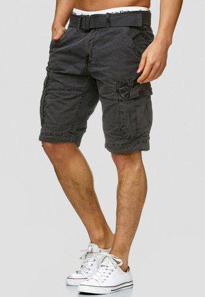BERMUDA - Shorts - raven
