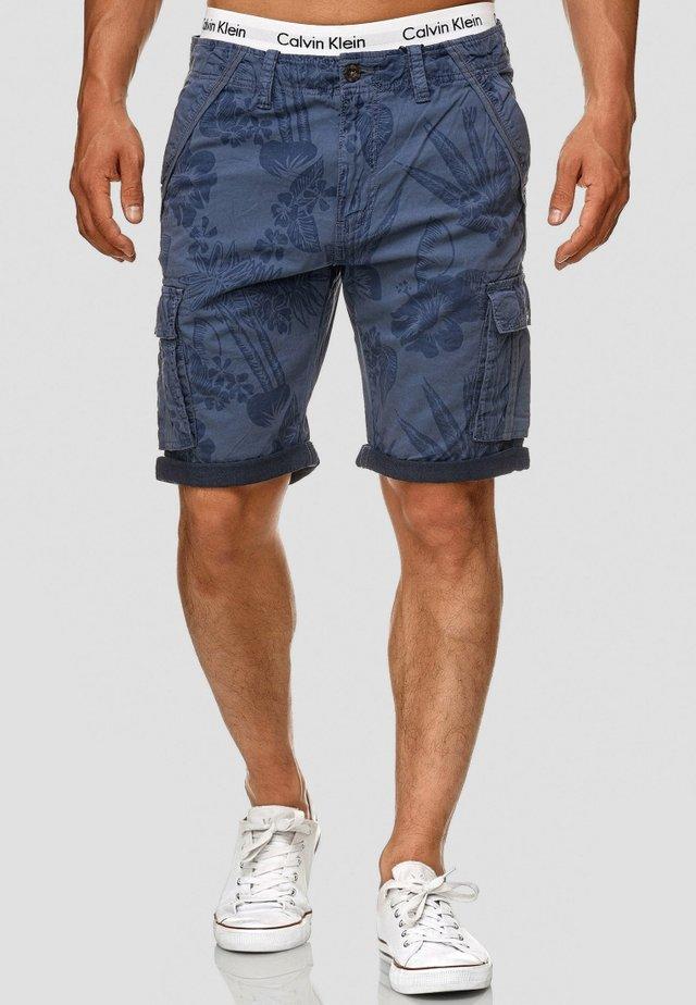 ALBERT - Shorts - blue