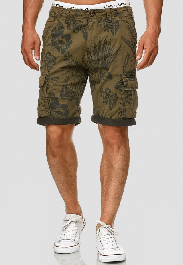 ALBERT - Shorts - army