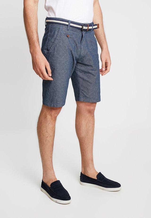ROYCE - Shorts - indigo blue