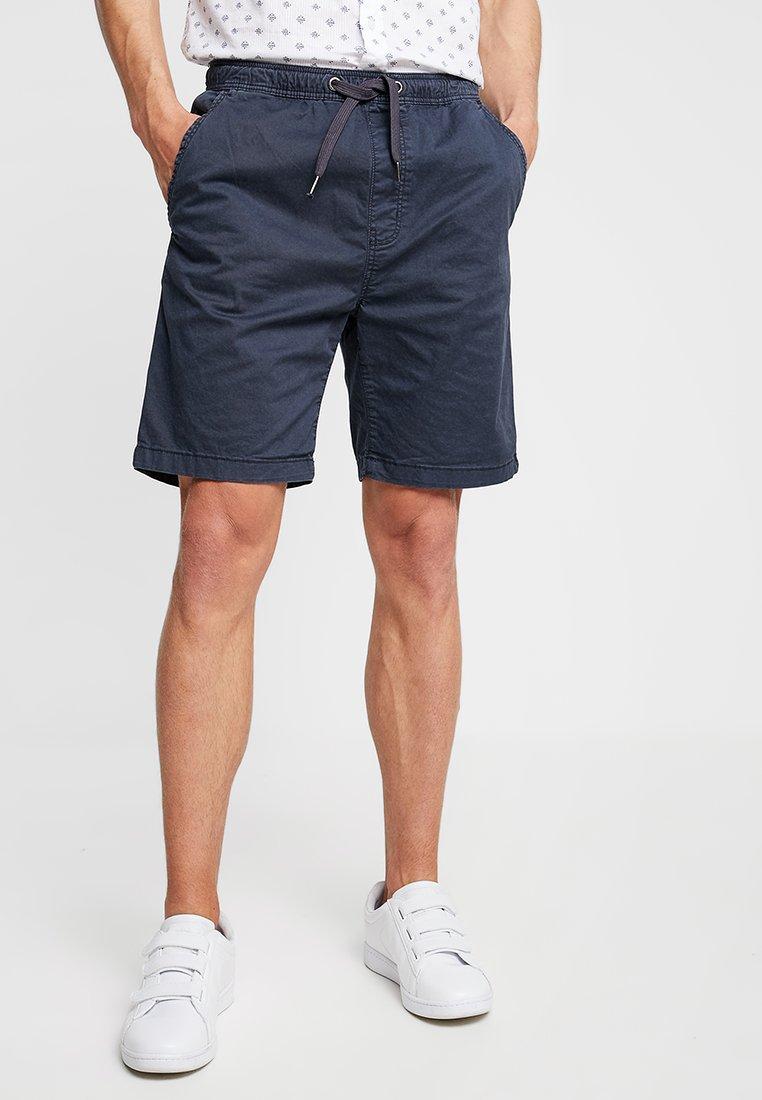 INDICODE JEANS - DEPTFORD - Shorts - navy