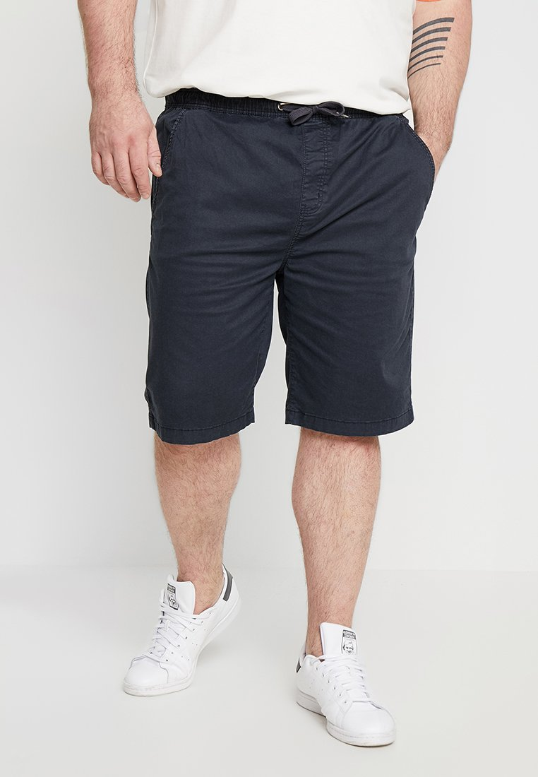INDICODE JEANS - DEPTFORD PLUS - Shorts - navy