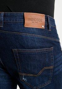 INDICODE JEANS - KADEN PLUS - Denim shorts - blue - 3