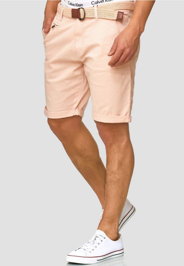 INDICODE JEANS - Shorts - cameo rose