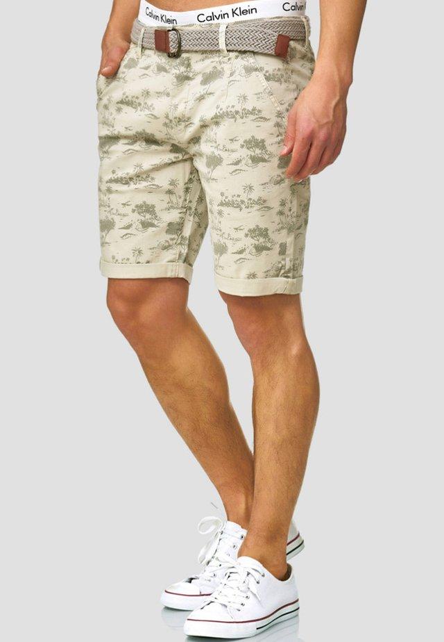 LILESTONE - Shorts - light grey
