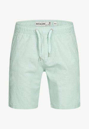 REGULAR FIT - Shorts - turquoise