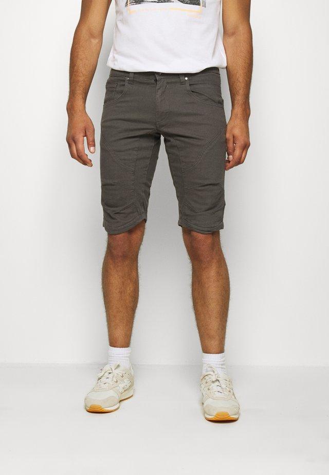 MOSTOLES - Short - dark grey