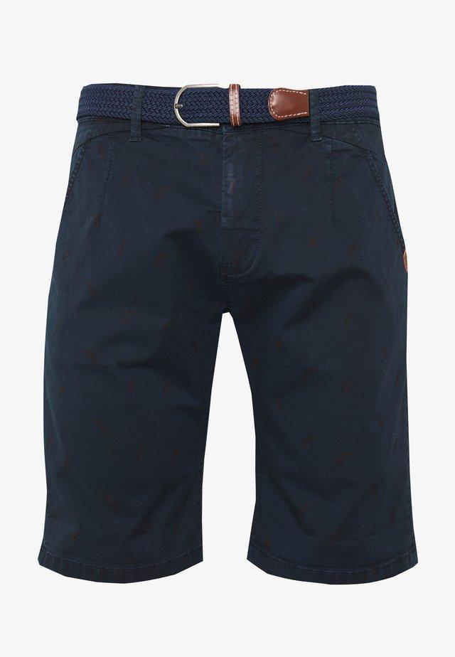 ASHFIELD - Shorts - navy