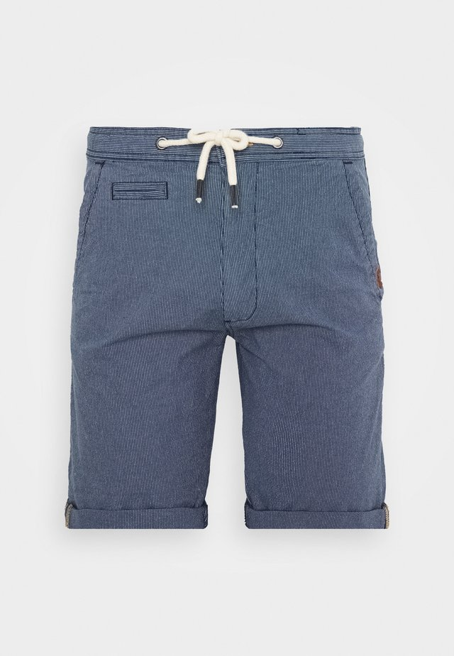 MASONS - Shorts - dark denim