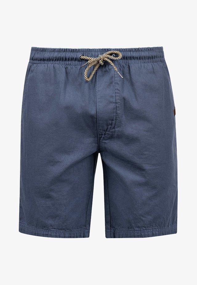 ABERAVON - Shorts - dark indigo