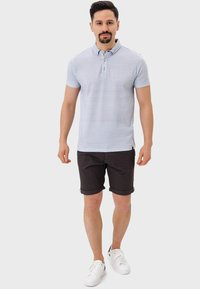 INDICODE JEANS - Shorts - anthracite - 1