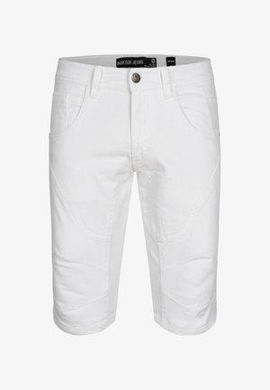 LEON - Shorts di jeans - offwhite