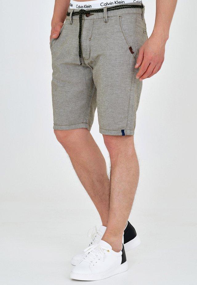 Jeans Shorts - dark olive