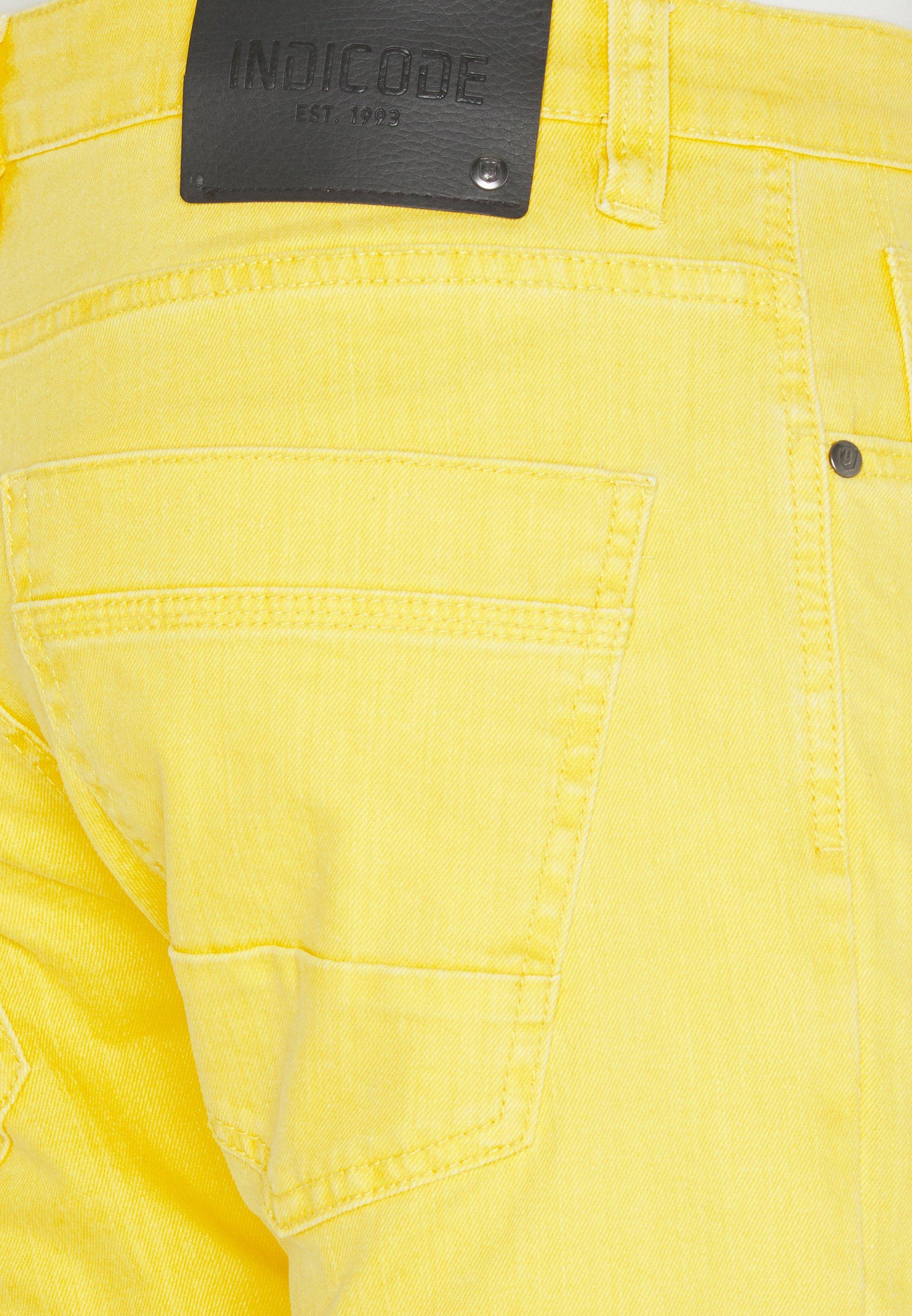 Indicode Jeans Lleida - Short / Cowboy Shorts Lemon Pie
