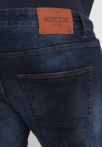 INDICODE JEANS - TONY - Slim fit -farkut - dark blue - 3
