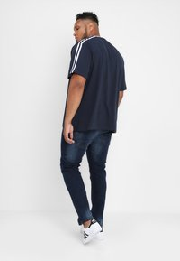 INDICODE JEANS - TONY - Slim fit -farkut - dark blue - 2