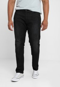 INDICODE JEANS - TONY - Jeans Slim Fit - black - 0