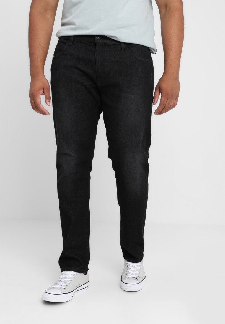 INDICODE JEANS - TONY - Jeans Slim Fit - black