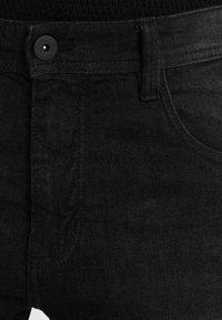 INDICODE JEANS - GORGE - Vaqueros slim fit - black - 4