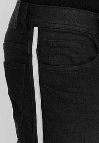INDICODE JEANS - GORGE - Vaqueros slim fit - black - 3