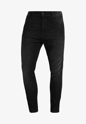 GORGE - Jeans slim fit - black