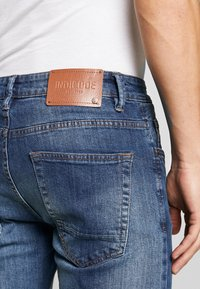 INDICODE JEANS - TONY - Jeans slim fit - mid indigo - 5