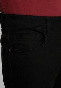 INDICODE JEANS - TONY - Jeans slim fit - ultra black - 3