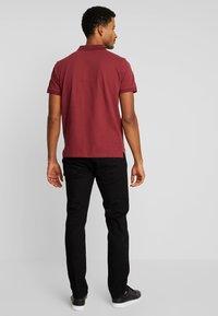 INDICODE JEANS - TONY - Jeans slim fit - ultra black - 2