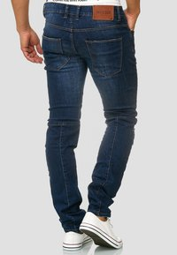 INDICODE JEANS - NEVADA - Slim fit jeans - blue - 2