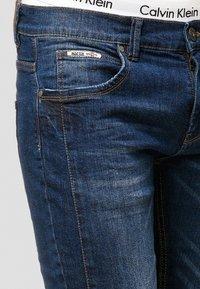 INDICODE JEANS - NEVADA - Slim fit jeans - blue - 4