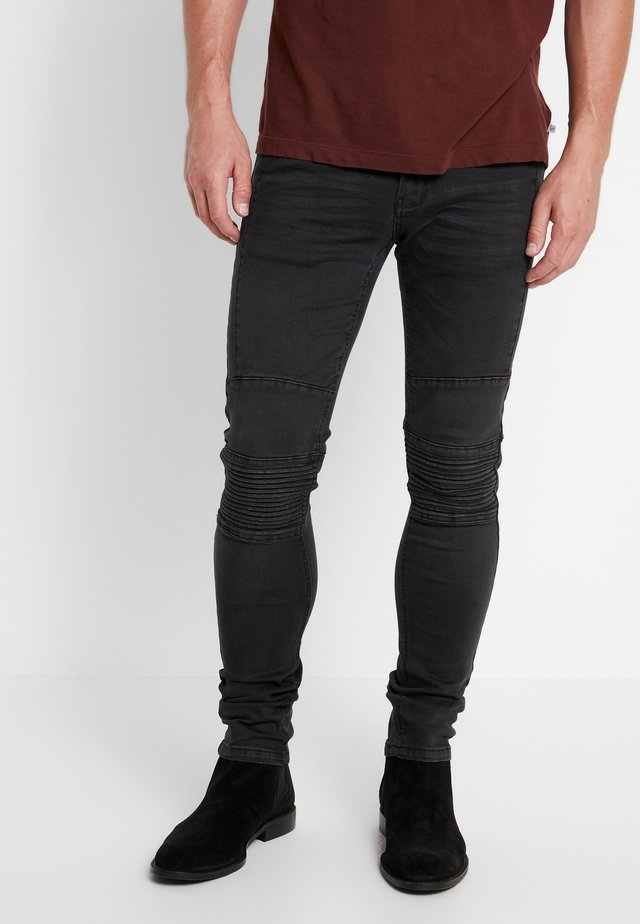 BINGHAM - Jeans Skinny Fit - black