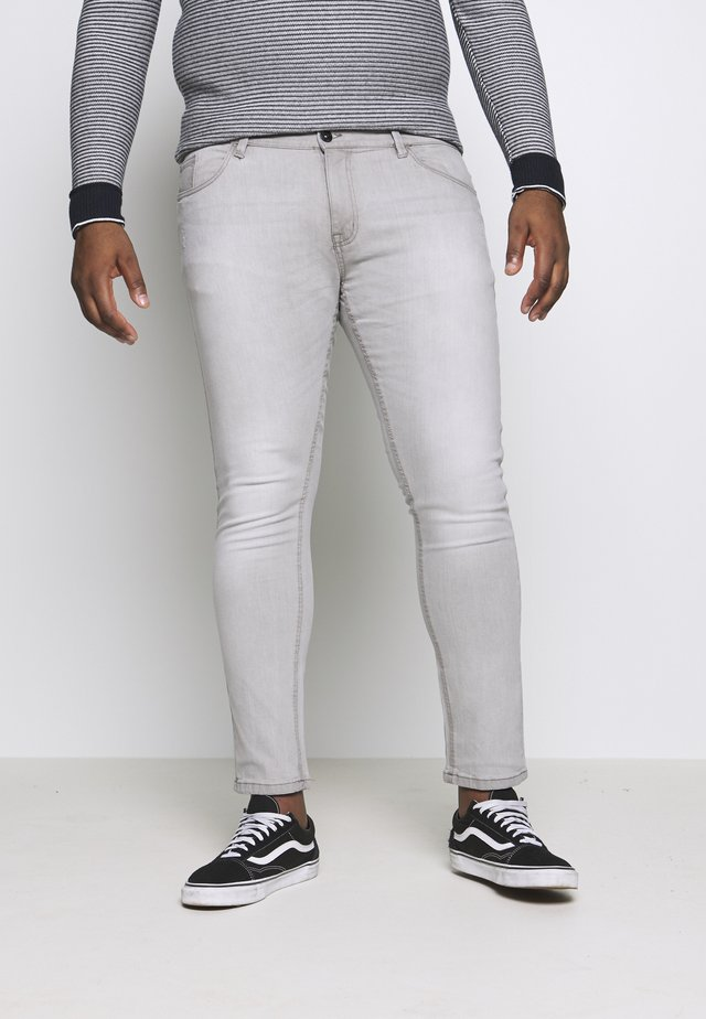 TONY - Jeans Skinny Fit - light grey