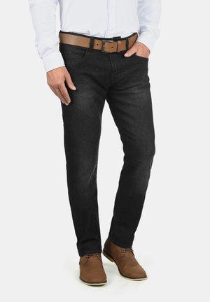 QUEBEC - Slim fit jeans - black