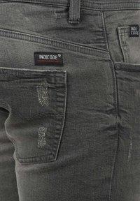 INDICODE JEANS - Slim fit jeans - dark grey - 2