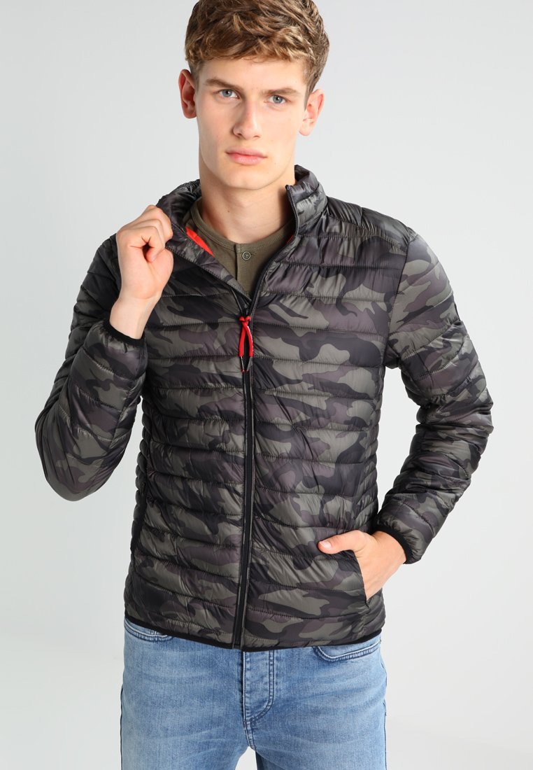 INDICODE JEANS - AMARE - Winter jacket - dried camouflage
