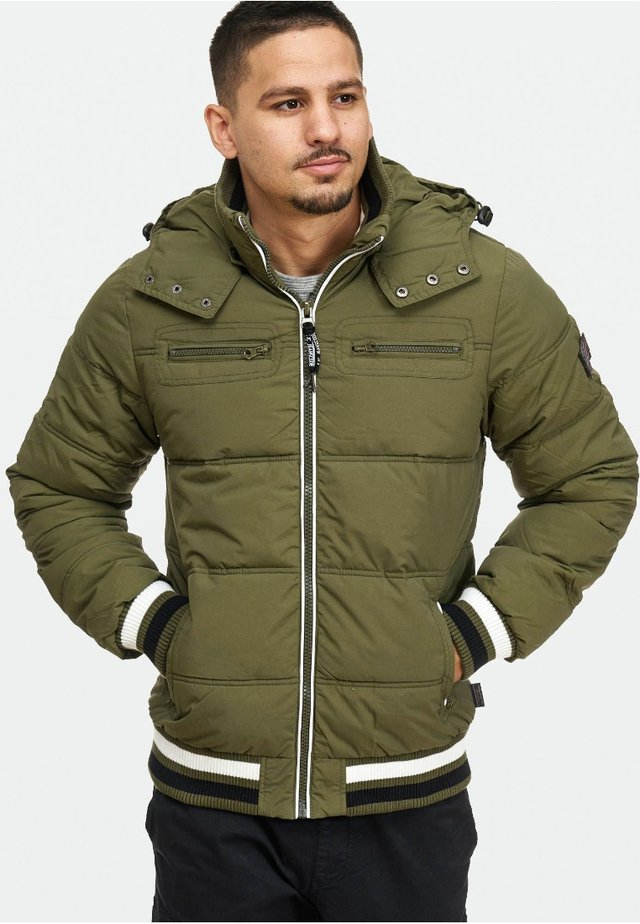 MARLON - Winter jacket - army