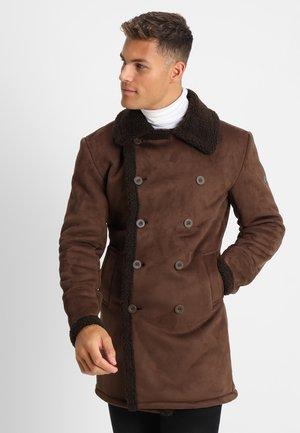 JOVANI - Short coat - demitasse
