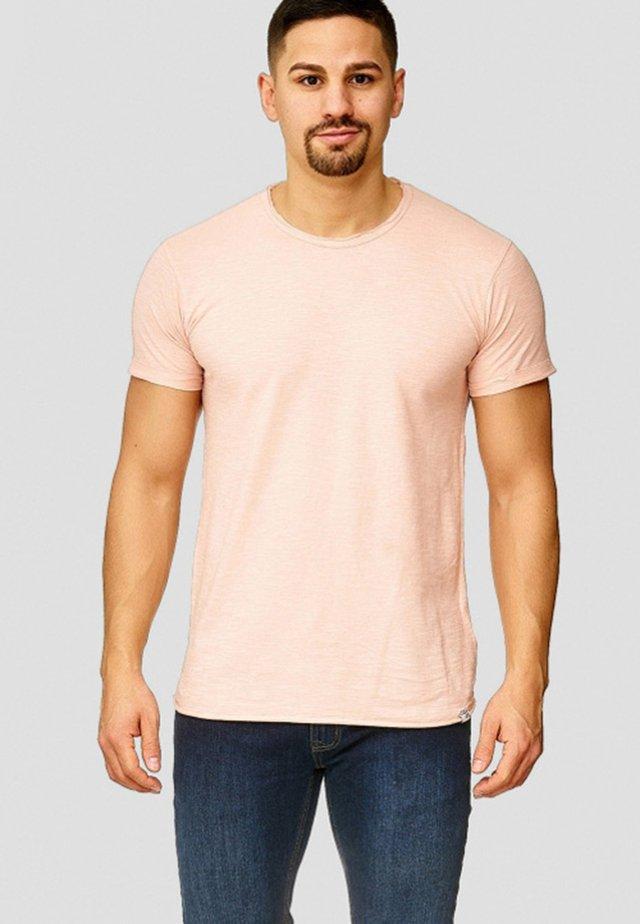 WILBUR - Print T-shirt - cameo rose