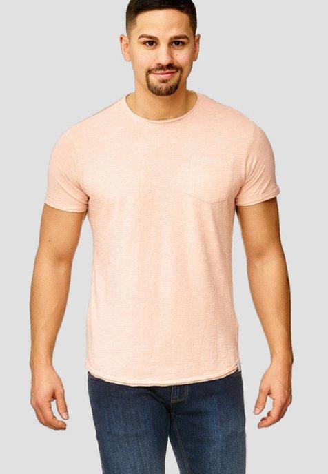 WILBUR - Print T-shirt - light pink